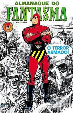 Download de revistas gibis cbr pdf europeu tex pinterest almanaque do fantasma n 5 rge o terror armado fandeluxe Images