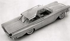 Mercury XM-Turnpike Cruiser, 1956. Great door-windows.