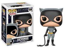 Funko POP! Heroes Batman the Animated Series #194 Catwoman