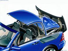 Mercedes SLK Mercedes Slk 230, Motor Car, Auto Motor, Motor Sport, Daimler Benz, Maybach, Cars And Motorcycles, Super Cars, Bike