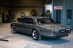 Jaguar XJC professionally built powered Restomod, photo by Chris Frosin Will Smith Tv Show, Doms Charger, Yellow Camaro, Jaguar Xjc, V Engine, Jaguar S Type, Xjr, Car Restoration, Best Classic Cars