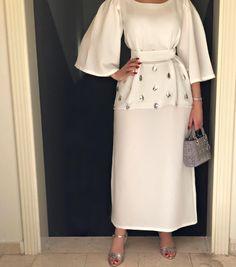 Ideas Style Hijab Outfit Modest Fashion For 2019 Arab Fashion, Islamic Fashion, Muslim Fashion, Trendy Fashion, Trendy Style, Style Fashion, Modest Wear, Modest Outfits, Modest Fashion Hijab
