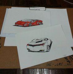 Car Draft.