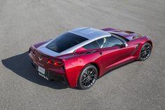 SEMA 2014 Paul Stanley Chevrolet Corvette Stingray