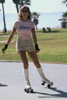 Rollerskating @ Venice Beach in the 1970ies (24 Pictures)