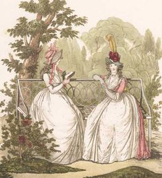 Gallery of Fashion, 1794