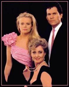 loved this soap opera. Santa Barbara #marcywalker #amartinez #judithmcconnell