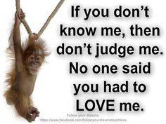 don't judge me! :) #inspiration #quotes #toyota Bay Ridge Toyota