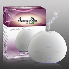 Aroma Bliss Essential Oil Diffuser  Available at ShopOilDiffusers.com