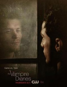 I love this way too much. Klaus inside Tyler's body... so long ago!