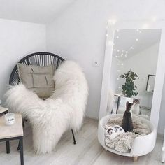 51 Relaxing and Cozy Reading Nook Ideas 51 Relaxing and cozy reading corner Ideas 51 Relaxing and co Cute Room Decor, Aesthetic Rooms, First Apartment, Cat Apartment, Apartment Interior, Home And Deco, Cheap Furniture, Nice Furniture, Furniture Ideas