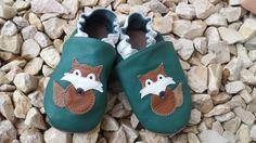HOBEA-Germany Babyschuhe Krabbelschuhe mit Fuchs Motiv  #HOBEA #Fuchs #fox #Füxe #Babyshoes