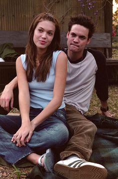 Landon & Jamie (Mandy Moore & Shane West)