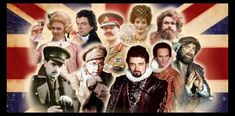 How many of these Blackadder Specials have you seen? British Comedy Series, British Tv Comedies, Comedy Tv, Comedy Show, Blackadder Quotes, Ben Elton, Terry Wogan, Only Fools And Horses, Red Nose Day