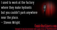 Steven Wright Quotes. QuotesGram