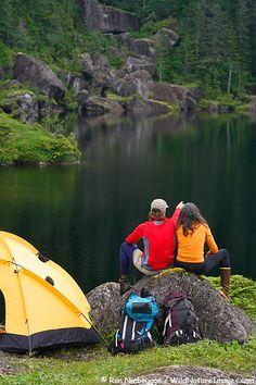 Backcountry Camping Photos, Chugach National Forest