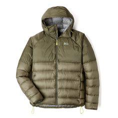 REI Stratocloud Men's Hooded Jacket