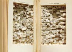 how to make altered books - Google Search