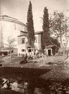 Attica Athens, Athens Greece, Old Pictures, Old Photos, Vintage Photos, City People, The Past, Greek, Old Things