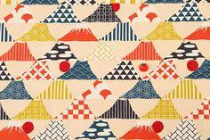 fabric, japan, and kimono imageの画像