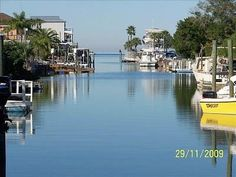 Hudson Waterfront Vacation Cottage - Deep Water Access to Gulf