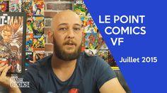 Le Point Comics VF - Juillet 2015