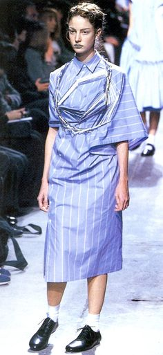 """ Junya Watanabe Comme Des Garcons Spring/Summer 1999 """