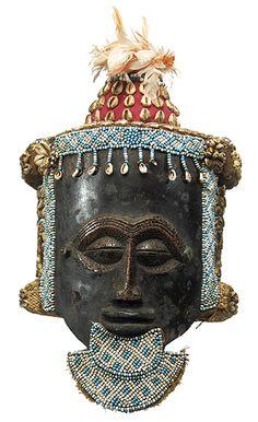 Lele mask, DRC