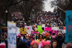 Women's March 2017 | Around the World Photos