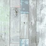 "<strong>Bath Bath Bath Volume IV Dean Distressed 33' x 20.5"" Wood 3D Emboss...</strong> by Brewster Home Fashions"