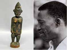 [b]Left:[/b] Donated by Robert Powley Wild in From a photograph taken by Susan Vogel in courtesy of the photographer. Valley College, Cultural Identity, Body Adornment, Rite Of Passage, African Culture, Ivory Coast, Body Modifications, Rivers, Body Art