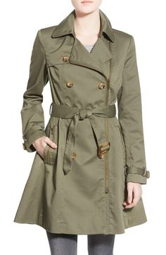 Coffee Shop Trench Coat available at #Nordstrom
