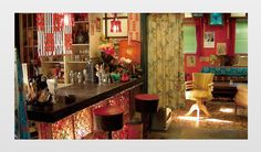 Retro Room, Messy Room, Conceptual Design, Pink Room, Dream Bedroom, Detective, Creative Design, Liquor Cabinet, Home Furniture