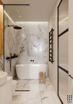 Un appartement design à Minsk Bathroom Design appartement Design Minsk Bathroom Design Layout, Bathroom Design Luxury, Modern Bathroom Design, Modern Bathrooms, Master Bathrooms, Bath Design, Modern Marble Bathroom, Latest Bathroom Designs, Minimal Bathroom