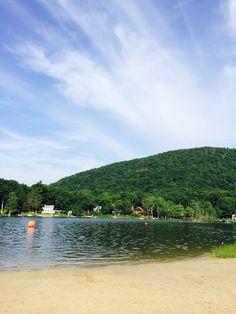 Stissing Lake in Pine Plains, NY