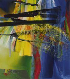 'Besen' (Broom) by Gerhard Richter, 1984