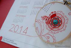 &Stitches: Back to School Stitching Competition prize