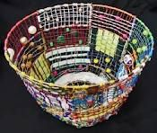 Google search for basketry techniques