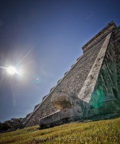 Mayan Ruins of Chichen Itza, Yucatan Peninsula, Mexico