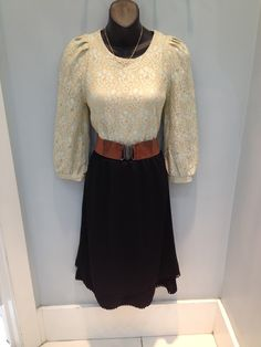 Lace top 49.99, 2 tier black skirt w/narrow lace at bottom 34.99