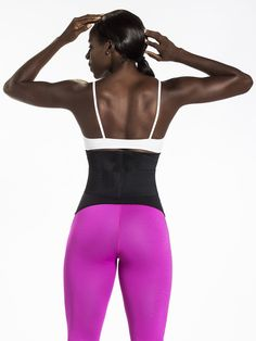 83543ef79b This sleek and comfortable waist trimmer is known for taking the smallest  workouts to world-