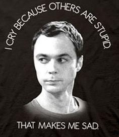 Best show ever. <3 Gotta love Sheldon