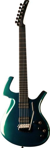 Parker Fly Deluxe Electric Guitar - Emerald Green | Modern Music $4,299.00.