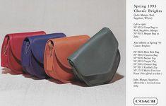 Vintage Coach, Vintage Bags, Bonnie Cashin, Coach Leather Bag, Cloth Bags, Coach Handbags, Tan Leather, Bag Making, Crossbody Bag
