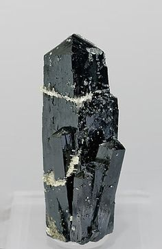 Ilvaite,  CaFe++2Fe+++Si2O7O(OH) ,  Huanggang Mines, Hexigten Banner, Ulanhad, Inner Mongolia, China. Size 6.4 x 2 x 2 cm