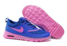 new concept fe4d5 63d63 Nike Air Max Thea Womens Pink Blue Free Shipping 377DY, Price   79.00 - Big  Kids Jordan Shoes - Kids Jordan Shoes - Cheap Jordan Kids Shoes