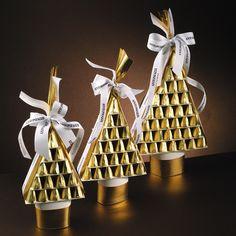 Alberelli di gianduiotti < Pensieri < Natale 2017 < Collezione completa < Pasticceria < Antoniazzi