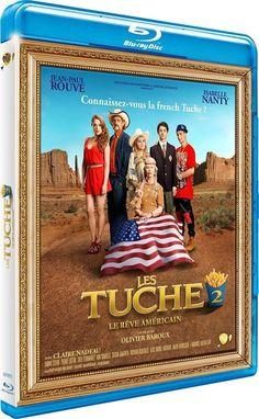 Les Tuche 2 : Le rêve américain (2016) - Blu-ray  NEUF