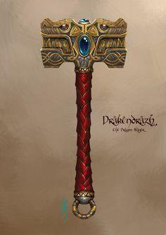 ArtStation - Fantasy Warhammer Concept, Julien Hainault