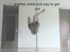 Pole Dance Tutorial: The Knot